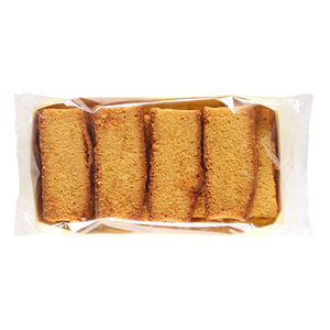 Golden Loaf Cake Rusk Packet 1pkt