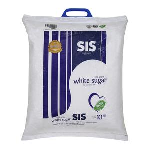 Sis Fine Sugar 10kg