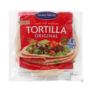 Santa Maria Original Soft Tortilla 320g