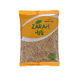 Zarah Green Lentil 400g