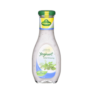 Kuhne Salad Dressing Yogurt 250ml