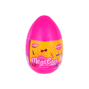 Mega Eggs With Candy And Toys 6g