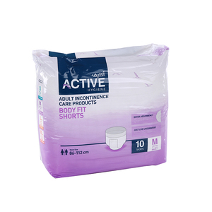 Active Adult Diapers Short 10s