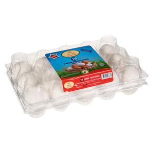 Co-op Fresh Eggs White Large 15s