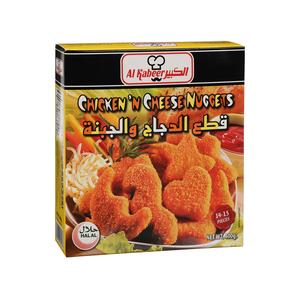 Al Kabeer Chicken & Cheese Nuggets 400g