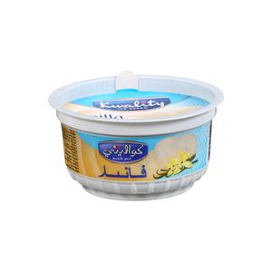 Kwality Ice Cream Vanilla Kups 140ml