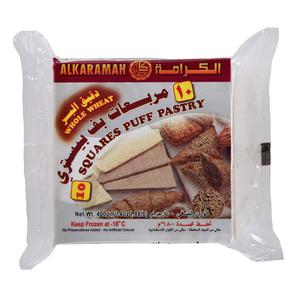 Alkaramah Puff Pastry Wheat 400g