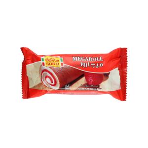 Sara Mega Roll Strawberry 60g