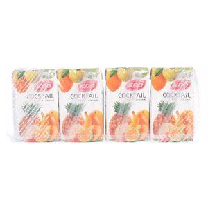 Kdd Cocktail Juice 4x125ml