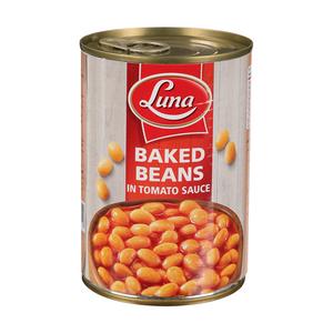 Luna Baked Beans 400g