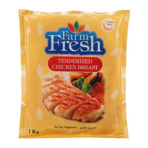 Farm Fresh Tender Chicken Breast 1kg