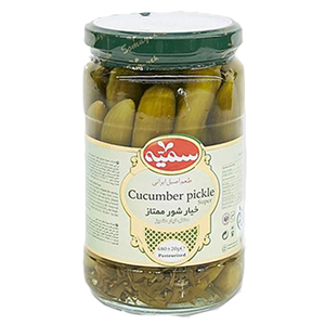 Somayeh Cucumber Pickle Special 680g