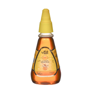 Al Shafi Natural Honey Squeezy 400g