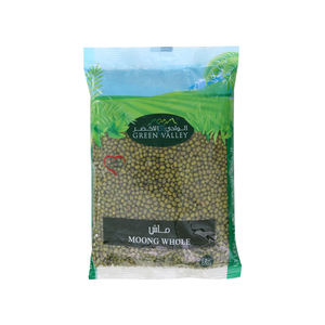 Green Valley Moong Whole 500g