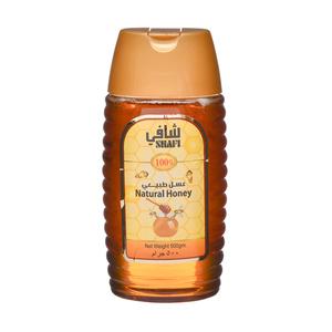 Al Shafi Squeezy Natural Honey 500g