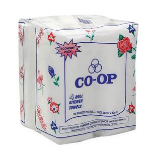 Co-op Kitchen Towel 6rolls