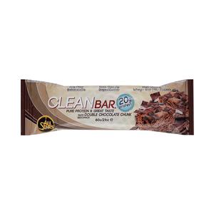 Clean Bar Double Chocolate Chunk 60g