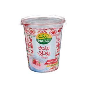 Nada Greek Yoghurt Strawberry 360g