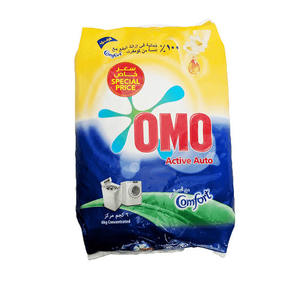 Omo Active Automatic With A Touch Of Comfort  Special Price 6kg