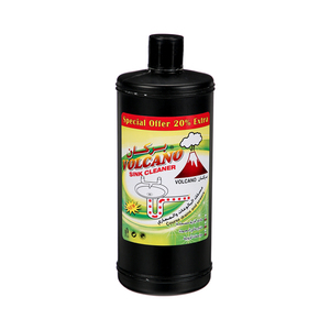 Volcano Sink Cleaner Fordrains & Sewers 800ml