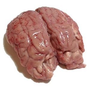 Australian Lamb Brain Australia 1kg
