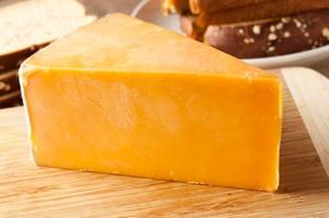 Cheddar With Spicy Flavor Egypt 250g