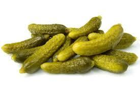 Cucumber Pickle Small 250g