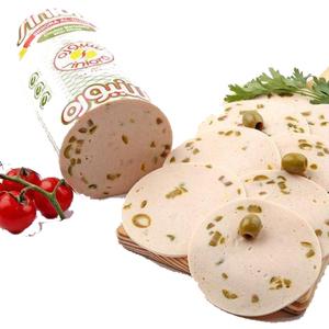 Siniora Chicken Mortadella Olive Jordan 100g
