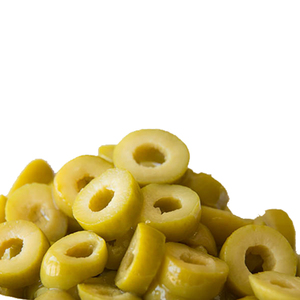 Olives Green Slices 100g