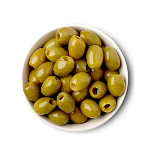 Green Olives Pitted 100g