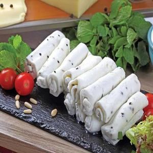 Halloumi Roll Cheese UAE 100g