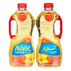 Noor Amber Canola Oil 2x1.8L