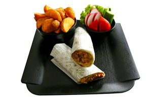 Olio's Vegan Buritto Wrap 1s