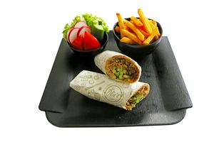 Olio's Vegan Falafel Sandwich 1pc
