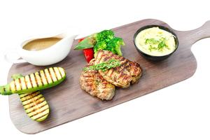 Olio's Chicken Piccata 1s