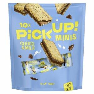 Bahlsen Pick Up Minis Choco & Milk 106g