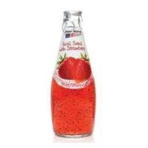 Palazi Basil Seed Drink Pomegranate 290ml
