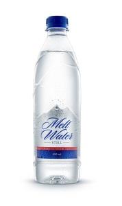 Melt Water Pet Bottle 500ml