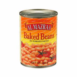 Al Mazaraa Baked Beans Toma Sauce 400g