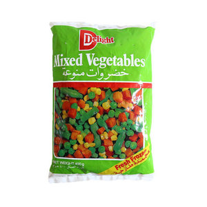 Delights Mixed Vegetables 400g