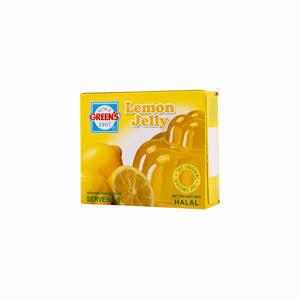 Green's Lemon Jelly 80g