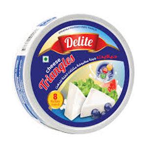 Delite Triangle Cheese 120g