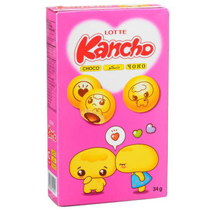 Lotte Kancho Biscuit 34g