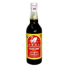 Paul's White Swan Soy Sauce 620ml