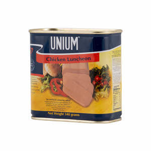 Unium Chicken Luncheon Meat 340g