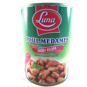 Luna Foul Medams Saudi Recipe Eoe 450g