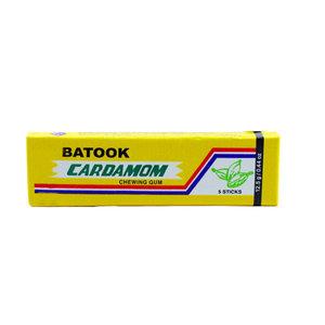 Batook Chew Gum Cardamom 5s
