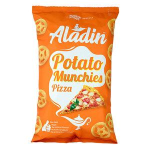 Aladdin Potato Crunchies Pizza 60g