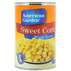 American Garden Sweet Corn Whole Kernel 180g