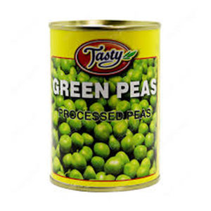 Tasty Green Peas 400g